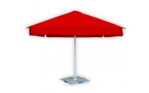 Зонт для кафе квадратный 2,5х2,5 метра