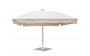 Зонт для кафе квадратный 3х3 метра