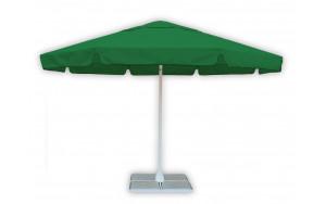 Садовый зонт круглый 3,5 метра зеленый