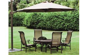 Зонт на боковой опоре Garden Way RIO