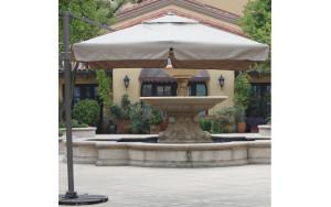 Зонт на боковой опоре Garden Way SYDNEY